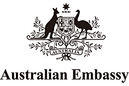 AUSTRALIAN EMBASSY OF BERLIN logo