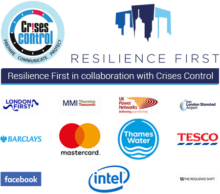 Crises Control and Resilience First