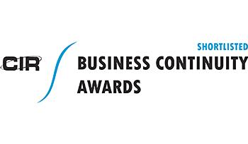 CIR Business Continuity Awards