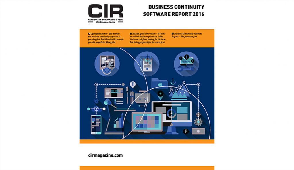 Business continuity planning software for SMEs