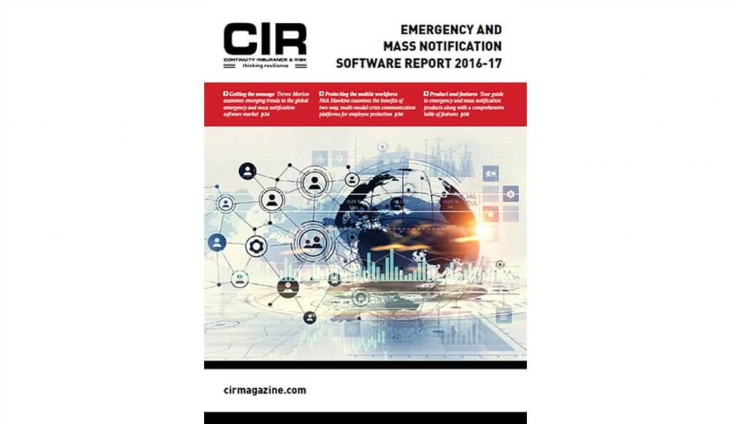 Crises Control features in EMNS Software Report