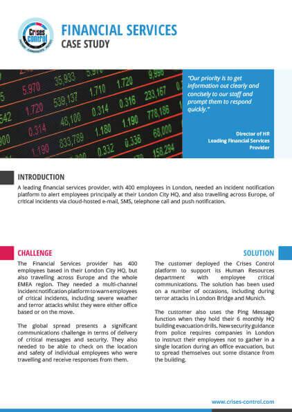 Case Study - Finance