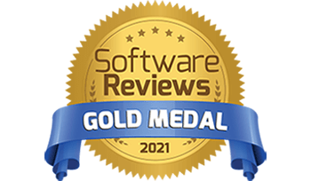 Software Reviews Gold Medal 2021