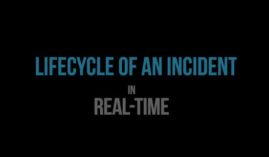 Incident Lifecycle - Video