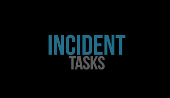 Incident Task - Video