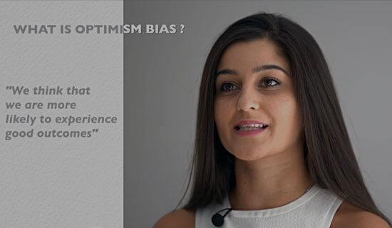 Optimism Bias - Video