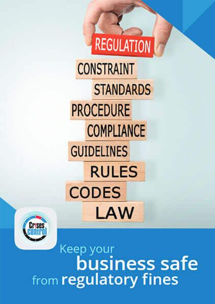 safe from regulatory fines
