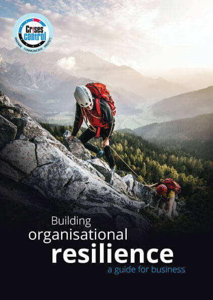 Building organisational resilience