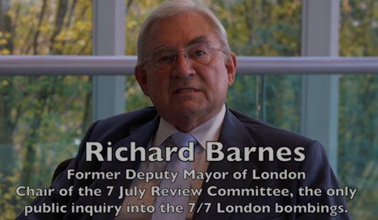 Richard Barnes - Video