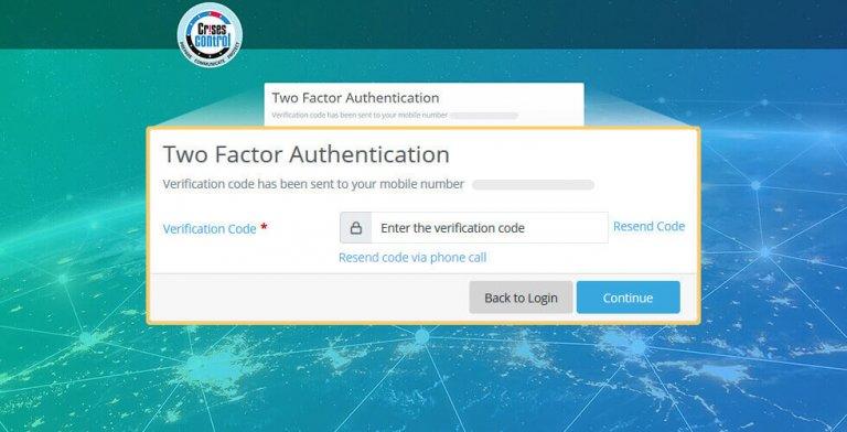 Two Factor Authentication Improvement