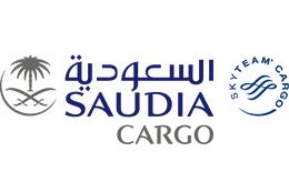 SAUDI AIRLINES CARGO logo