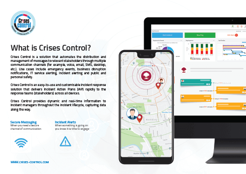 What is Crises Control