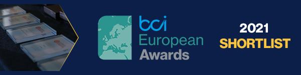 European 2021 Shortlist Email Banner