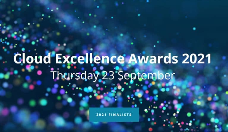 Three times a winner? Cloud Excellence Awards 2021 Finalists