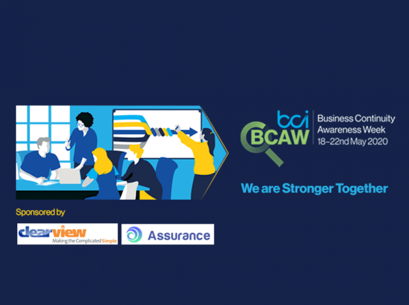BCAW 2020 - We are Stronger Together