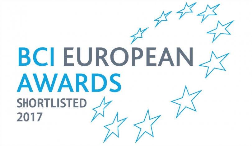 BCI European Awards 2017