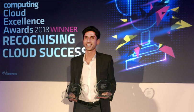 Cloud Excellence Awards 2018