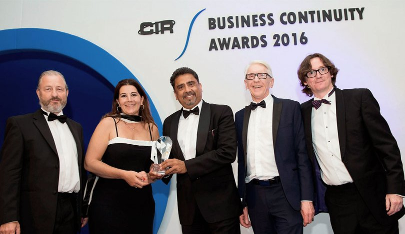 Crises Control - Most Innovative BC Product of the Year