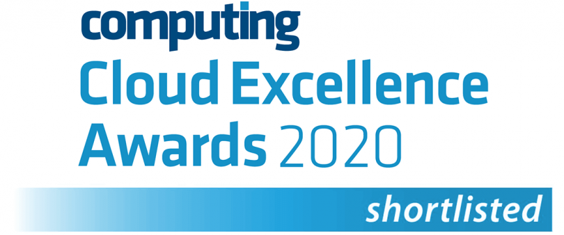 Cloud Excellence Awards 2020 shortlisted for Crises Control