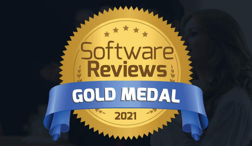 Crises Control awarded SoftwareReviews gold medal 2021