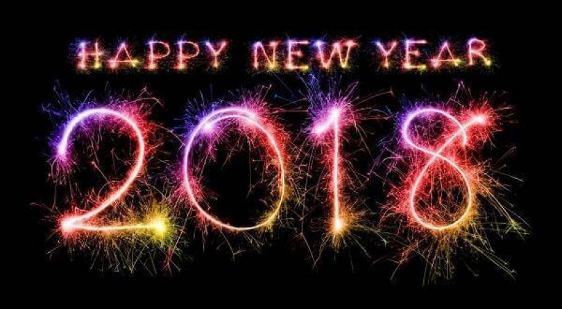 Have a safe, successful and prosperous New Year in 2018
