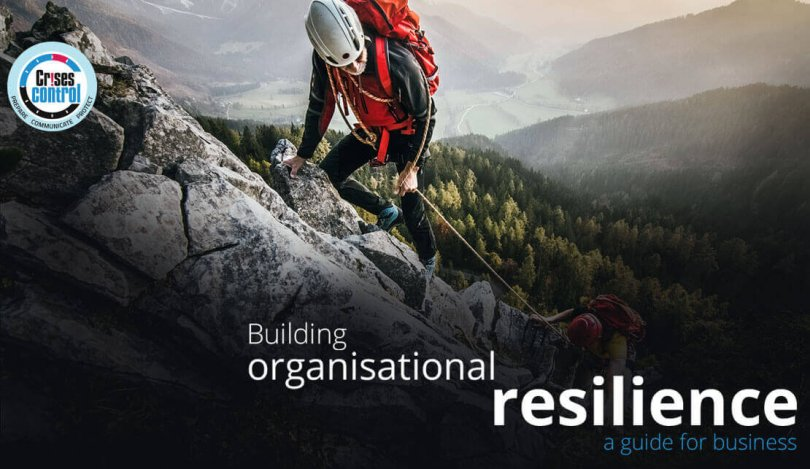 Building organisational resilience - a guide for business